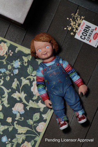 Chucky - Child´s Play Action Figure Ultimate