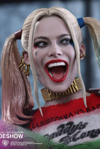 Escuadrón Suicida - Figura Harley Quinn MOVIE MASTERPIECE 1/6