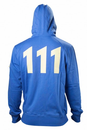 FALLOUT 4 - VAULT 111 HOODIE