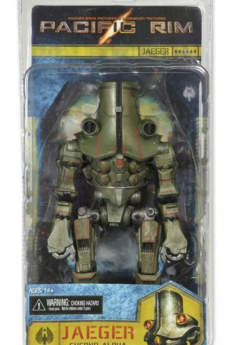 "Pacific Rim Series 3 ""Cherno Alpha"" Jaeger Action Figure (7"" Scale)"