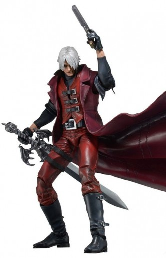 Devil May Cry Dante Ultimate Figure Neca Edition Limited