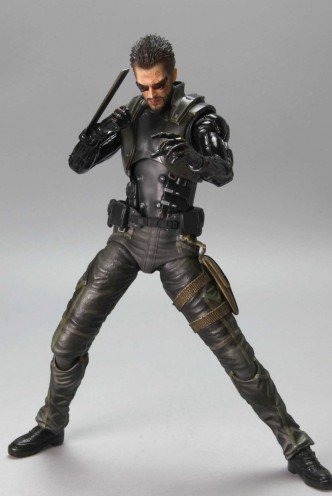 "Figure Play Arts Kai - Deus EX: Human Revolution ""Adam Jensen"""