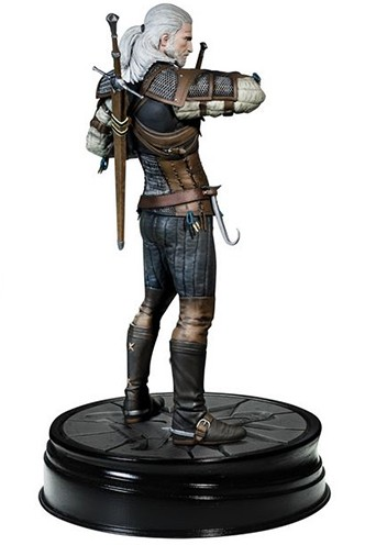 "Figura -The Witcher 3: Wild Hunt ""Geralt"" 20,4cm."