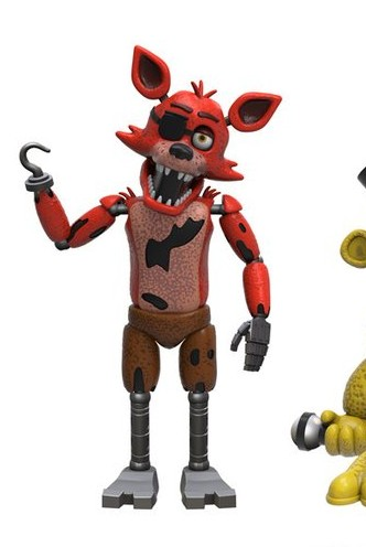 Five Nights at Freddy's: Pack de 4 Figuras - Pack 1