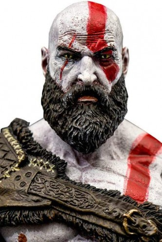 God Of War (2018) Kratos Figure