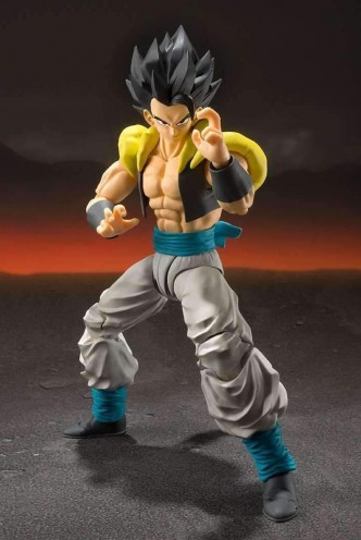 Gogeta Super Saiyan God Figura 14 Cm Dragon Ball Super Sh Figuarts