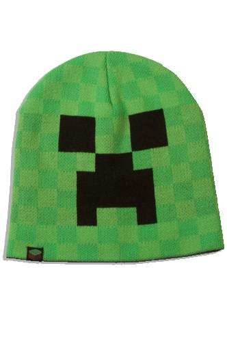 5c4504fc6cf Minecraft Creeper Face Beanie