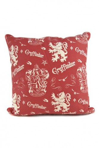 Harry Potter - almohada Gryffindor
