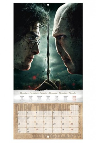 Harry Potter - Calendario 2019