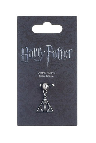 Harry Potter - Colgante charm Deathly Hallows