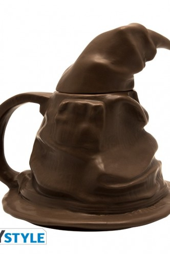 Harry Potter - Mug 3D Sorting Hat
