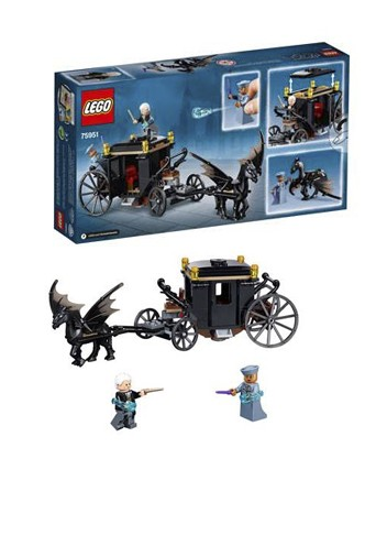 LEGO® Fantastic Beasts - Grindelwald´s Escape