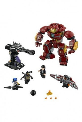 LEGO® Marvel Super Heroes™ Avengers: Infinity War - The Hulkbuster Smash-Up