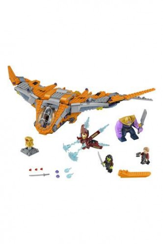 LEGO® Marvel Super Heroes™ Avengers: Infinity War - Thanos: Ultimate Battle