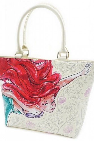 Loungefly - The Little Mermaid Ariel Tote Bag