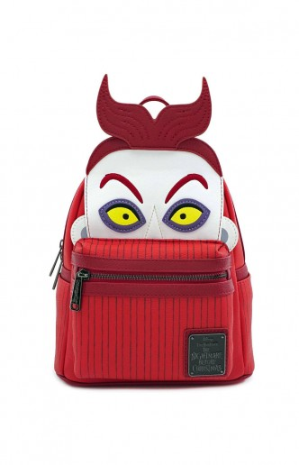 Loungefly - Nightmare Before Christmas - Mini Lock Backpack