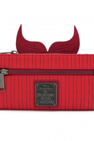 Loungefly - Nightmare Before Christmas - Lock Wallet