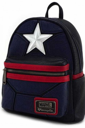 Marvel - Captain America Mini Backpack