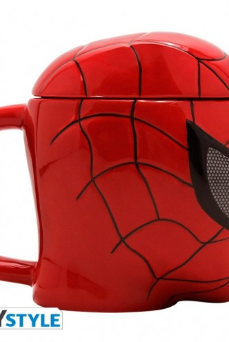 Marvel - Taza 3D Spiderman
