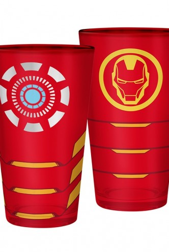 Marvel - Vaso XXL Iron Man