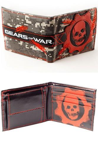Monedero gears of war camuflaje gears universo funko for Gears of war juego de mesa