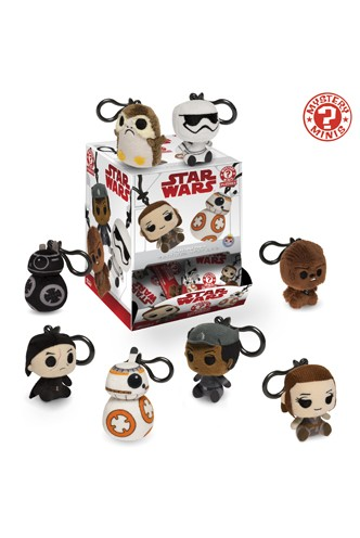 Mystery Minis Plushes: Star Wars