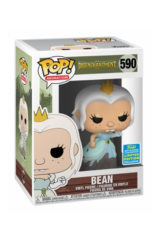 Pop! Animation: Disenchantment - Bean  SDCC19