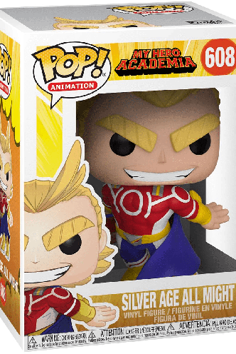 Pop! Animation: My Hero Academia - All Might (Golden Age)