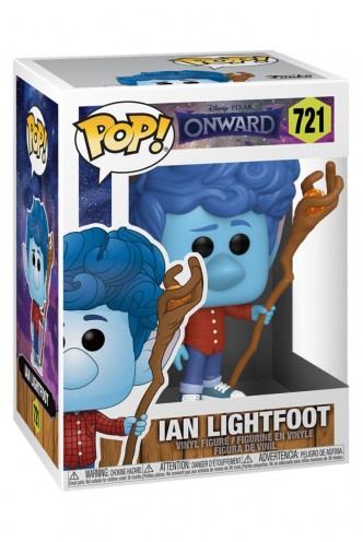 Pop! Disney: Onward - Ian Lightfoot w/ Staff