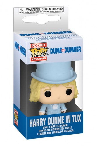 Pop! Keychain: Dumb & Dumber - Harry in Tux