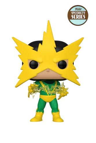 Pop! Marvel 80th: First Appearance - Electro (Speciality Series)
