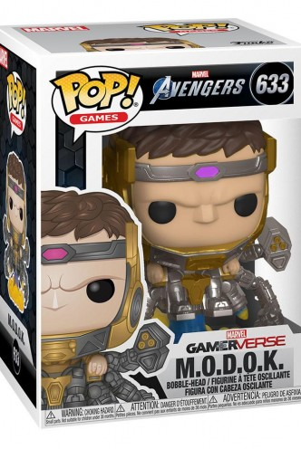 Pop! Marvel: Avengers Game - MODOK