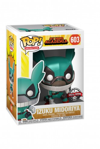 Pop! My Hero Academia - Izuku Midoriya Ex Metallic RG