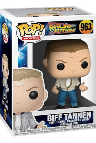 Pop! Regreso al Futuro - Biff Tannen