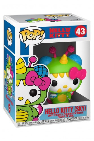 Pop! Sanrio: Hello Kitty / Kaiju - Sky Kaiju