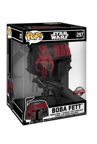 "Pop! Star Wars - Boba Fett 10"" Exclusive"