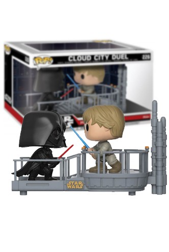 Pop! Star Wars Movie Moment: Cloud City Duel