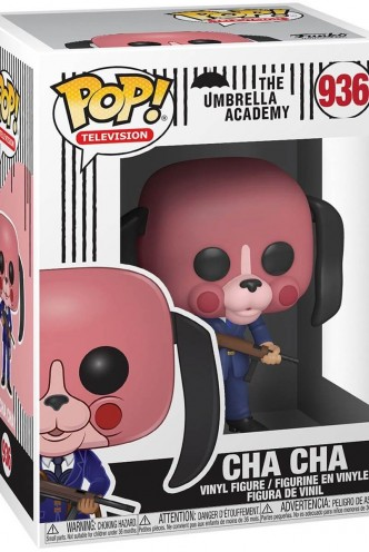 Pop! The Umbrella Academy - Cha Cha