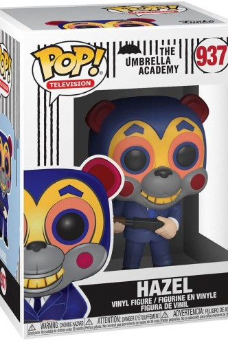 Pop! The Umbrella Academy - Hazel