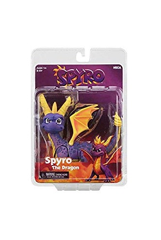 Spyro - NECA Spyro The Dragon