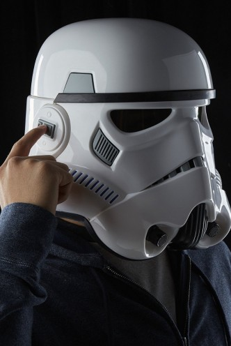 Star Wars - Imperial Stormtrooper Electronic Voice Helmet