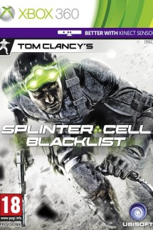 Splinter Cell: Black List X360