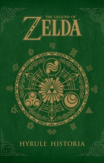 The Legend of Zelda Hyrule Historia Spanish