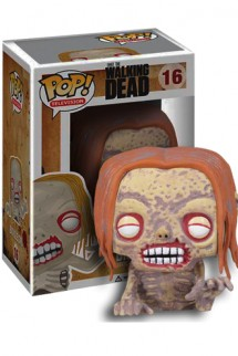 The Walking Dead POP! Bicycle Girl Zombie