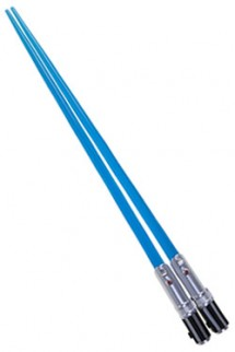 Star Wars palillos sable laser Anakin Skywalker
