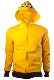 Adventure Time Hooded Sweater Jake