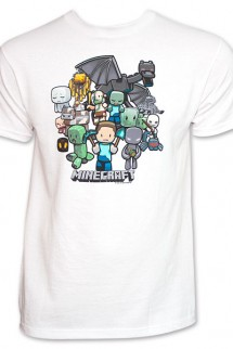 Minecraft Party T-Shirt