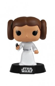 Pop! Star Wars: Princesa Leia
