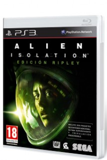 Alien: Isolation (Edición Ripley) [PS3]