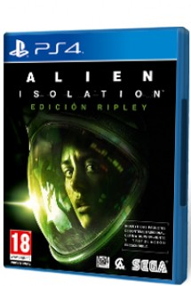 Alien: Isolation (Edición Ripley) [PS4]